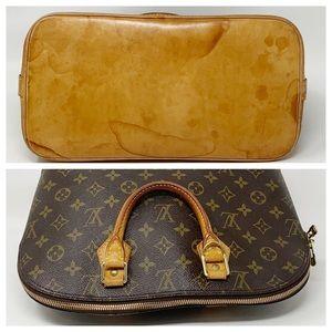 Louis Vuitton Bags - Authentic Louis Vuitton Alma Satchel